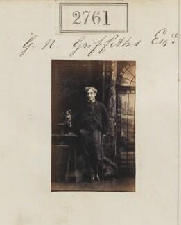 G.N. Griffiths, by Camille Silvy - NPG Ax52150