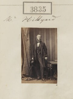 Thomas Blackborne Thoroton Hildyard, by Camille Silvy - NPG Ax53226