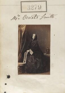 Henrietta Mildred Smith (née Hodgson), by Camille Silvy - NPG Ax52680