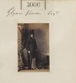 Richard Glynn Vivian, by Camille Silvy - NPG Ax52409