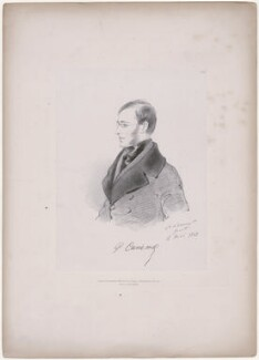 Paul Francis Curie, by Richard James Lane, printed by  C. Graf, published by  John Mitchell, after  Alfred, Count D'Orsay - NPG D46276