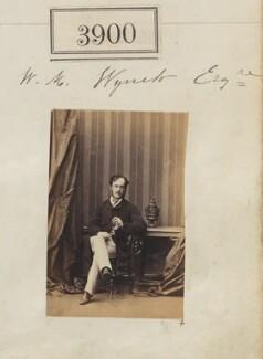 W.M. Wynch, by Camille Silvy - NPG Ax53285