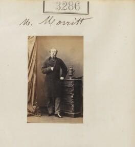 Mr Morrit, by Camille Silvy - NPG Ax52687