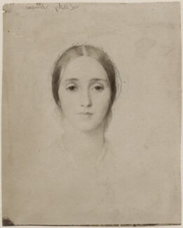 Virginia Somers-Cocks (née Pattle), Countess Somers, by Unknown photographer, after  George Frederic Watts - NPG x199698