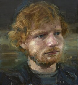 Ed Sheeran, by Colin Davidson, 2016 - NPG  - © Colin Davidson