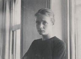Julia Auerbach (née Wolstenholme), by David Cripps - NPG x199720