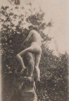 Dora Carrington, by Lady Ottoline Morrell - NPG x144311