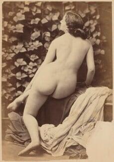 Nude female study, by Oscar Gustav Rejlander - NPG x199782