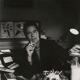 Victor Musgrave, by Ida Kar - NPG x199793