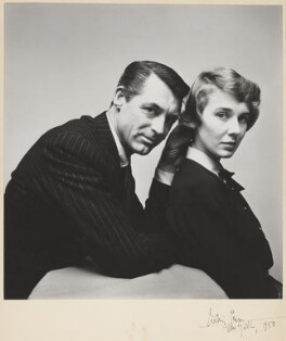 Cary Grant; Betsy Drake, by Irving Penn - NPG x199795