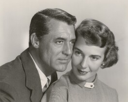 Cary Grant; Betsy Drake, possibly by Ernest A. Bachrach - NPG x199803
