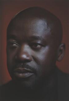 David Adjaye, by Simon Frederick - NPG P2061
