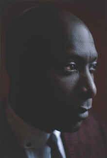 Ozwald Boateng, by Simon Frederick - NPG P2041
