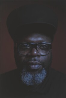 Jazzie B, by Simon Frederick - NPG P2060