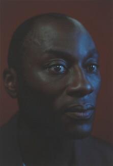 Ekow Eshun, by Simon Frederick - NPG P2055