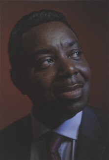Terry Jervis, by Simon Frederick - NPG P2051