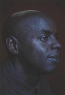 Trevor Nelson, by Simon Frederick - NPG P2038