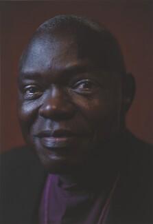 John Sentamu, by Simon Frederick - NPG P2071