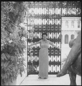 Peggy Guggenheim, by Ida Kar - NPG x199968