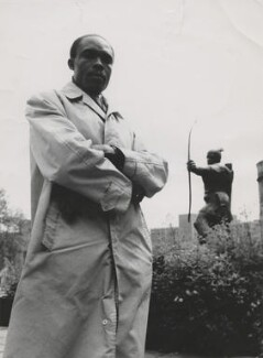 Eric George Irons, by Unknown photographer - NPG x199967
