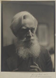 Henry Havelock Ellis, by Howard Coster - NPG Ax3488