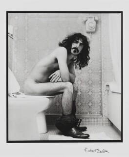 Frank Zappa, by Robert Davidson - NPG x199973
