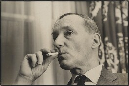 William S. Burroughs, by Graham Keen - NPG x199751