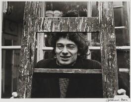 John ('Hoppy') Hopkins, by Graham Keen - NPG x199753