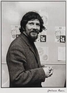 Jim Haynes, by Graham Keen - NPG x199754