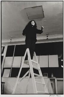 Yoko Ono, by Graham Keen - NPG x199761
