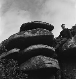 Patrick Heron, by Ida Kar - NPG x199984
