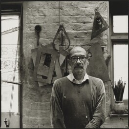 Euan Uglow, by Nicholas Sinclair - NPG x199745