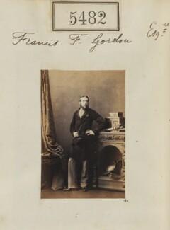 Francis F. Gordon, by Camille Silvy - NPG Ax55442