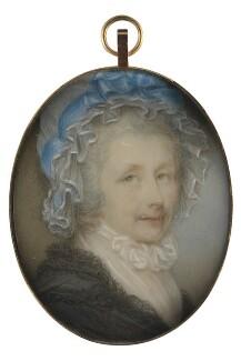 Margaret (née Gambier), Lady Middleton, by Jeremiah Meyer - NPG 7043