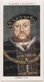 King Henry VIII, published by John Player & Sons, after  Unknown artist - NPG D48131