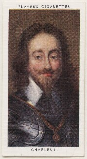 King Charles I, published by John Player & Sons, after  Sir Anthony van Dyck - NPG D48139