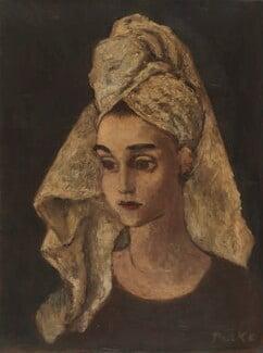 Maeve Gilmore, by Mervyn Laurence Peake - NPG 7044