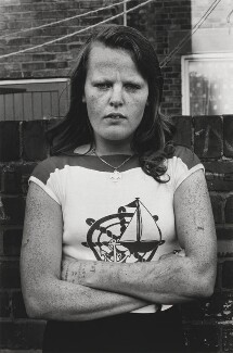 Pat Dack, by Tish Murtha - NPG x200070