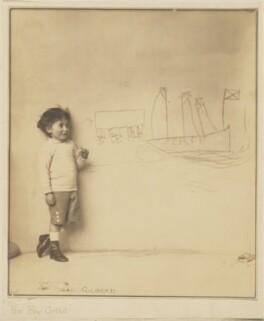 'The Boy Artist' (Gilbert Adams), by Marcus Adams - NPG x199845