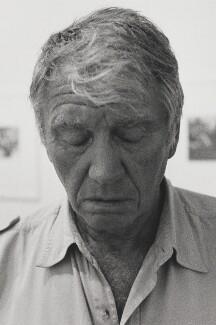 Don McCullin, by Philippe Garner - NPG x200087
