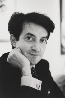 David Gill, by Philippe Garner - NPG x200090