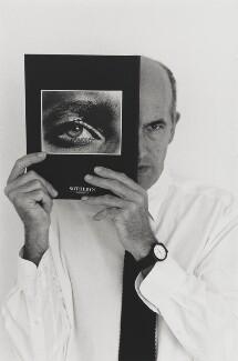 Philippe Garner, by Philippe Garner, 15 June 1997 - NPG  - © Philippe Garner
