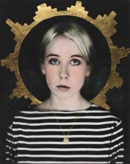 Polly Stenham, by Walter & Zoniel - NPG x200096