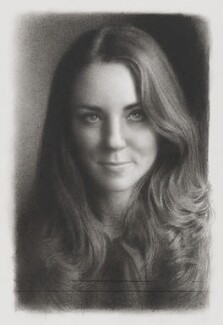 Catherine, Duchess of Cambridge, by Paul Emsley - NPG 7048