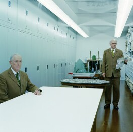 Gilbert & George, by Miles Aldridge - NPG x200102