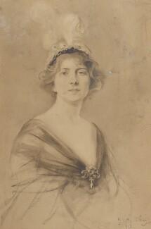 Baroness Catherine d'Erlanger, by Philip Alexius de László - NPG Ax105736