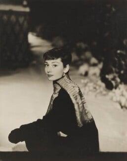 Audrey Hepburn, by Antony Beauchamp - NPG P2077