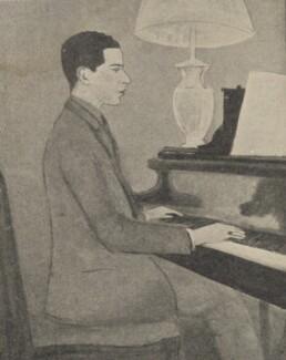 Vivian John Herman Ellis, by Unknown photographer, after  Baroness Catherine d'Erlanger - NPG Ax105763