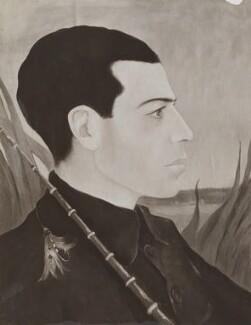 Robert Emile Frédéric Regis d'Erlanger, by Unknown photographer, after  Baroness Catherine d'Erlanger - NPG Ax105773