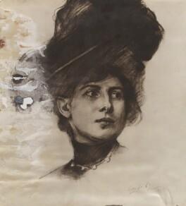 Baroness Catherine d'Erlanger, by Philip Alexius de László - NPG Ax105819